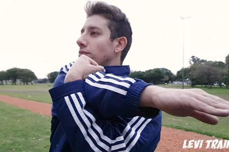Levi Training Parque Amat