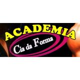 Academia Cia Da Forma - logo