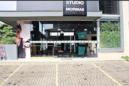 Studio Integrado Mormaii Fitness / Londrina -