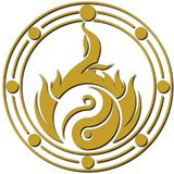 Templo Del Dharma - logo