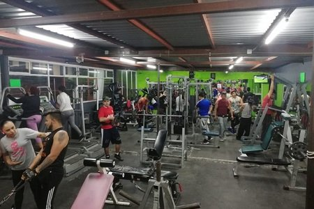 Borregos Gym -