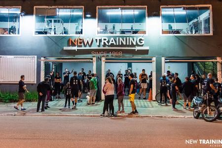 Academia New Training -