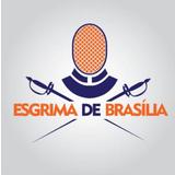 Esgrima de Brasília - logo