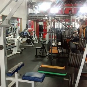 Athletics Academia - Musculação.