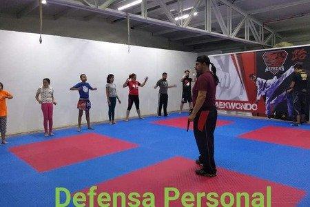 Guerreros Aztecas Fitness