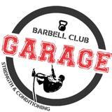 Garage Barbell Club - logo