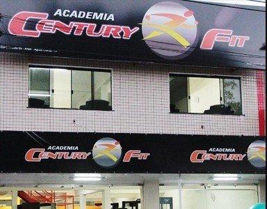Century Fit - Fachada.