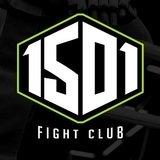 1501 Fight Club - logo
