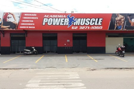 Power Muscle Academia -