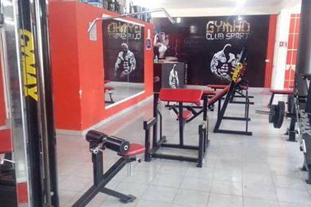 GYM HD CLUB SPORT