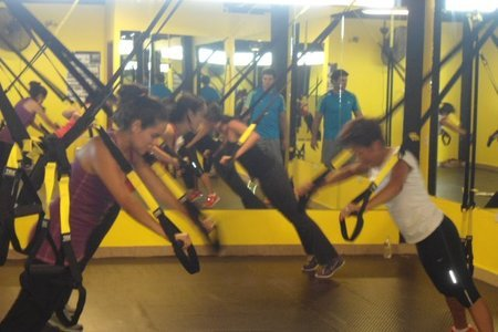 X-GYM TRX and Boxing -
