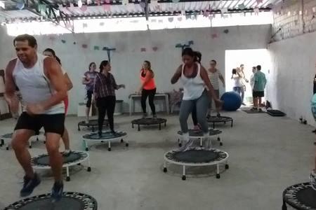 Esporte Saúde -