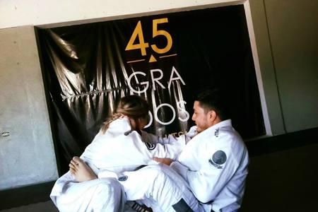 45 Grados Jiu Jitsu -