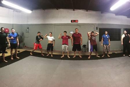 45 Grados Jiu Jitsu