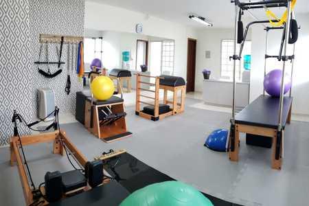 Angelina Hirt Pilates -