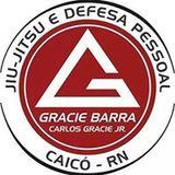 Gracie Barra Caicó - logo