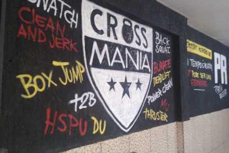 Centro Esportivo Crossmania -