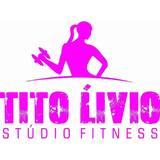 Studio Fitness Tito Lívio - logo