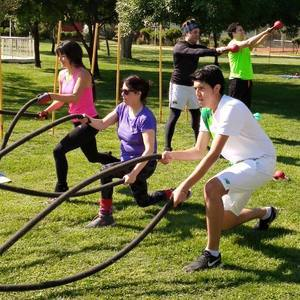 Be Fit Funcional Training - Chicureo -