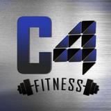 Academia C4 Fitness - logo