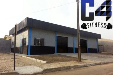 Academia C4 Fitness -
