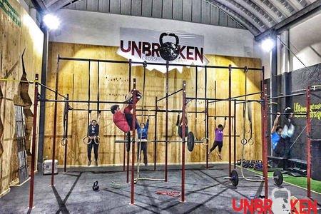 Unbroken CF Center -