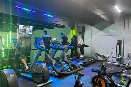 Silver Force Gym -