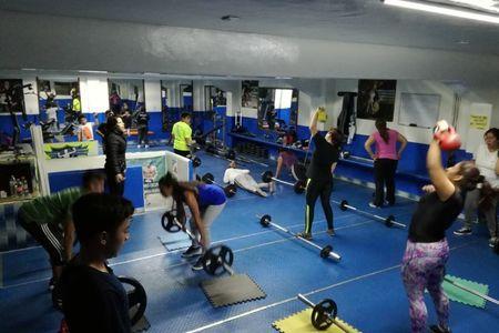Horus Gym -