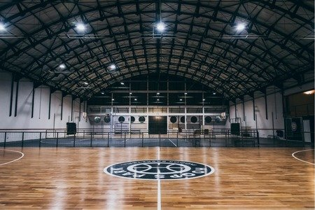 Hoops Park Indoor Basketball -