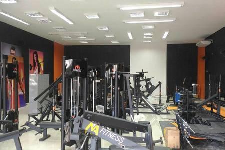 MA Fitness Academia