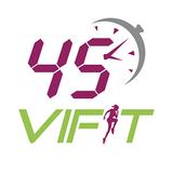 45' Vifit Gym - logo