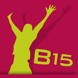 Studio B15 - logo