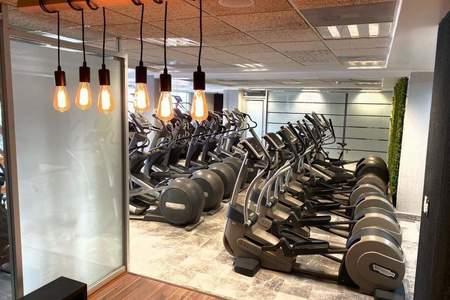 Capital Fitness Toluca -