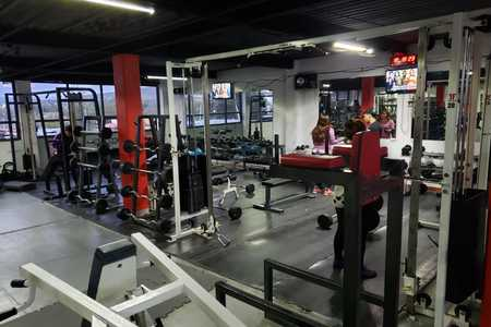 Total Fitness Tula -