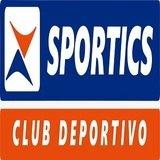 Sportics Club - logo
