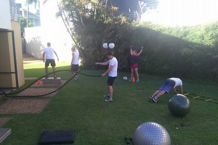 Move On Fitness Club -