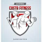 Costa Fitness Academia - logo