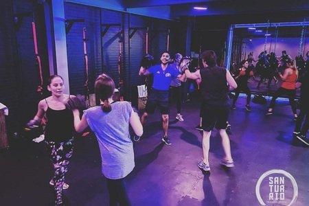 Santuario Training Studio Tijuana