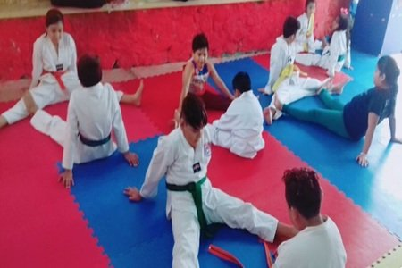 Tae kwon Do Copat Las Flores