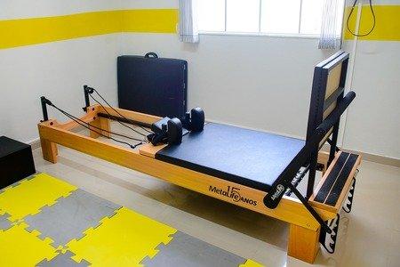 Studio di Pilates: Equilíbrio e Performance -