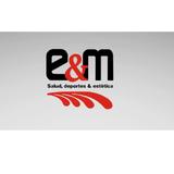 Gimnasio E&M - logo