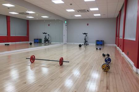 St James Gate Health and Fitness Club