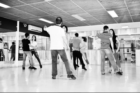 Yandê Dança e Movimento