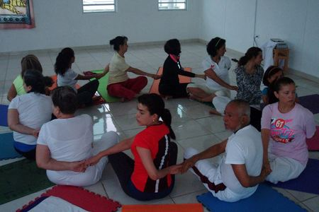 Yoga InLakech