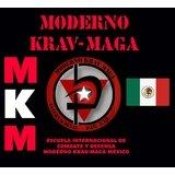 Escuela Internacional De Combate Y Defensa Moderni Krav Maga Mexico. - logo
