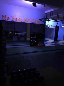 Centro de Treinamento Muscle Gym -