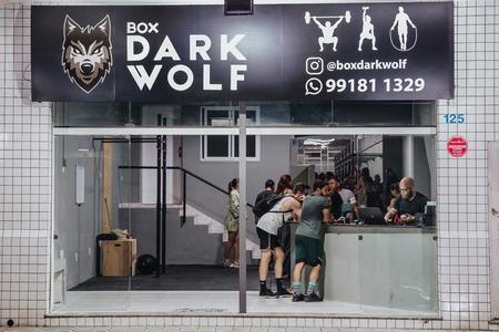 Box Dark Wolf