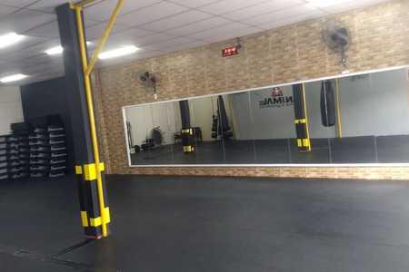 Animal Gym Saboó -