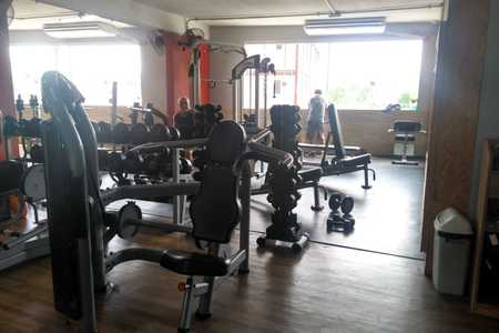 Academia Animal Gym Nova Cintra