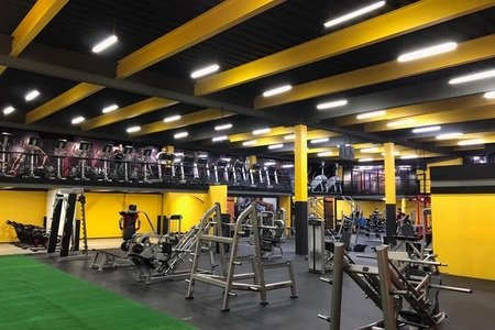 Strongest Gym Rebasamen